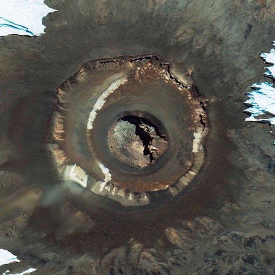 Εκπληκτικές φωτογραφίες ηφαιστείων από το διάστημα (15)