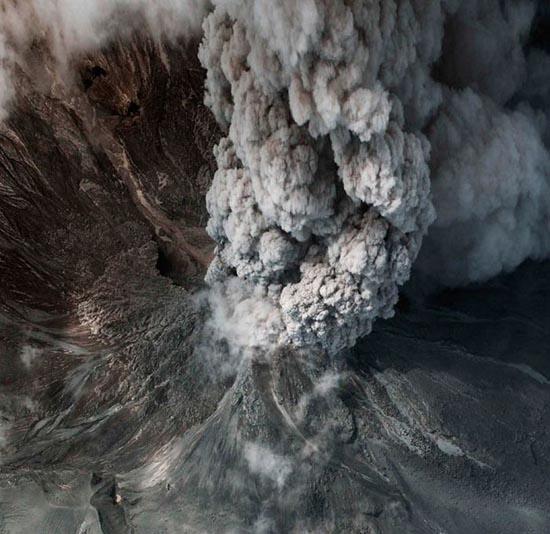 Εκπληκτικές φωτογραφίες ηφαιστείων από το διάστημα (9)
