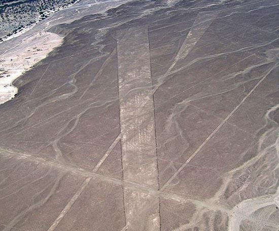 """""""Γεωγλυφικά"""" στις ερήμους της Μ. Ανατολής (5)"""