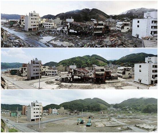 Ιαπωνία 6 μήνες μετά το τσουνάμι (1)