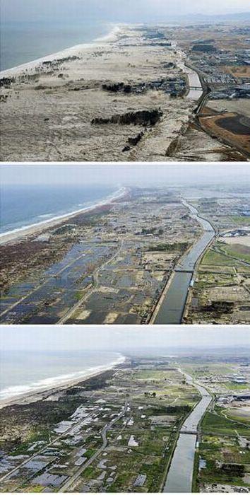 Ιαπωνία 6 μήνες μετά το τσουνάμι (2)