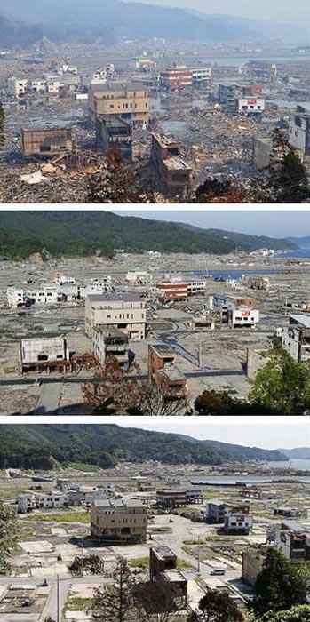 Ιαπωνία 6 μήνες μετά το τσουνάμι (4)