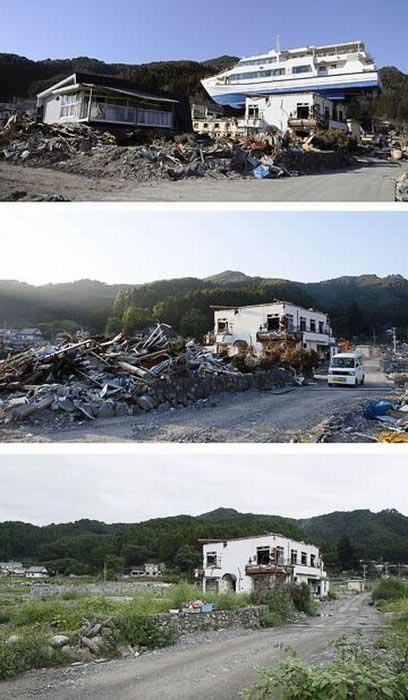 Ιαπωνία 6 μήνες μετά το τσουνάμι (5)