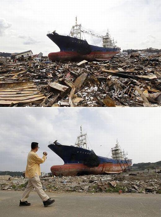 Ιαπωνία 6 μήνες μετά το τσουνάμι (6)