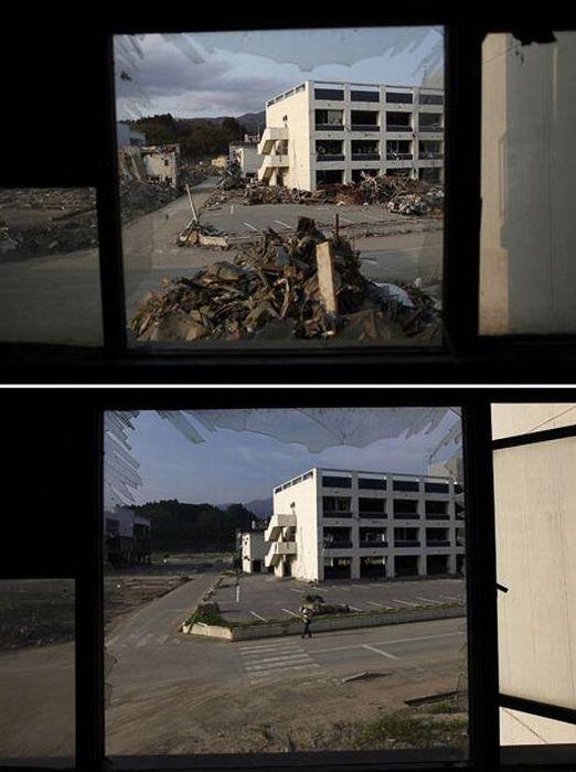 Ιαπωνία 6 μήνες μετά το τσουνάμι (8)