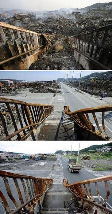 Ιαπωνία 6 μήνες μετά το τσουνάμι (10)