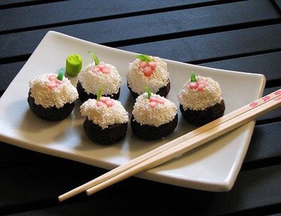 Κεκάκια που μοιάζουν με άλλα φαγητά (7)