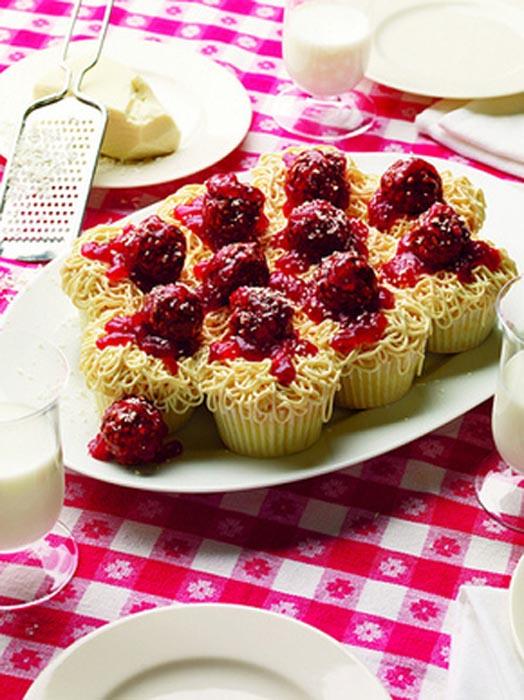 Κεκάκια που μοιάζουν με άλλα φαγητά (2)