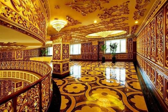 Κινέζικη φαρμακοβιομηχανία μοιάζει περισσότερο με παλάτι (1)