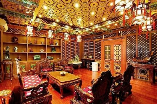 Κινέζικη φαρμακοβιομηχανία μοιάζει περισσότερο με παλάτι (3)