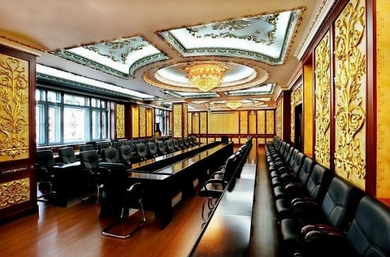 Κινέζικη φαρμακοβιομηχανία μοιάζει περισσότερο με παλάτι (4)