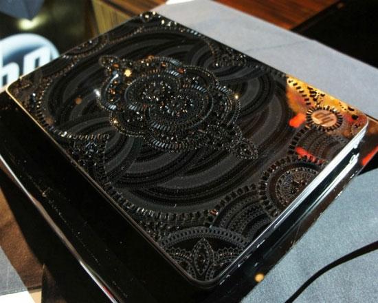 Υπερπολυτελές Laptop με Swarovski (4)
