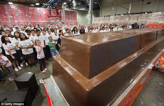 Σοκολάτα 5,5 τόνων, η μεγαλύτερη του κόσμου (6)
