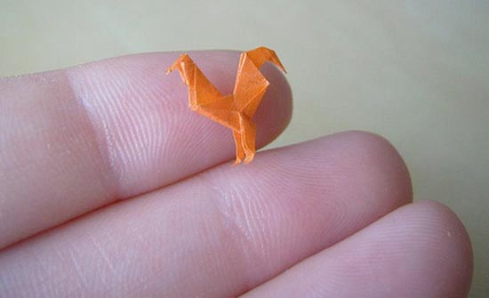 Μινιατούρες Origami (3)