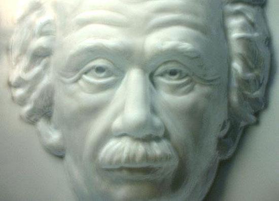Απίστευτη οφθαλμαπάτη με τον Einstein