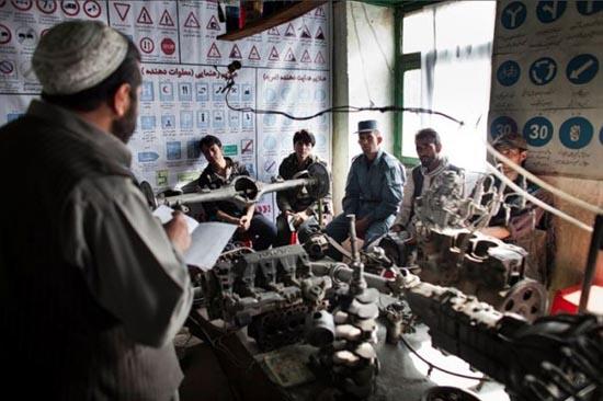 Παράξενη σχολή οδηγών στο Αφγανιστάν (3)
