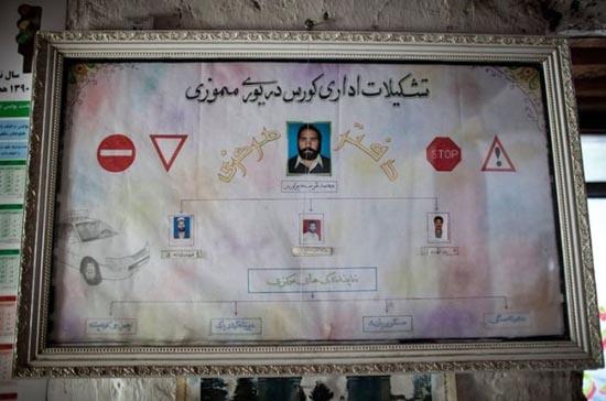 Παράξενη σχολή οδηγών στο Αφγανιστάν (5)
