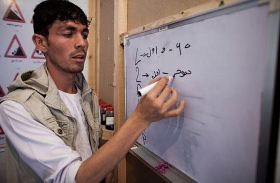 Παράξενη σχολή οδηγών στο Αφγανιστάν (6)