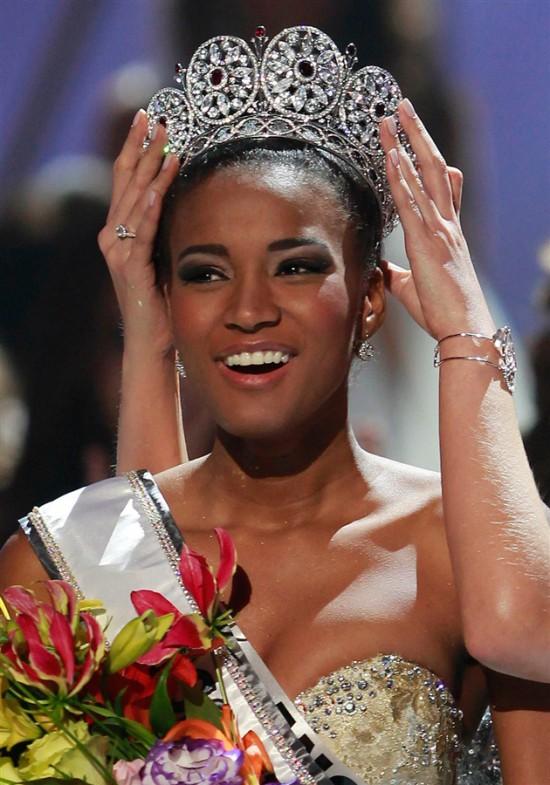 Φωτογραφία της ημέρας: Miss Universe 2011