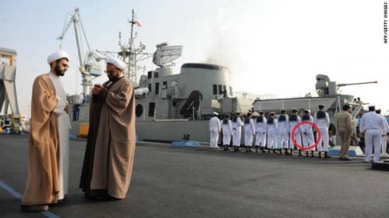 Φωτογραφία της ημέρας: Το ναυτικό του Ιράν και η ... «οπισθοφυλακή»
