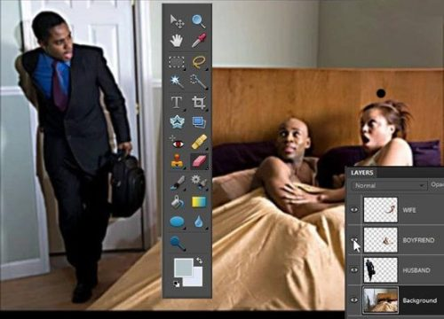 Αν είχαμε το Photoshop στην πραγματική ζωή (11)