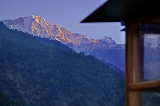 Πολυτελείς χαλαρωτικές διακοπές στα Ιμαλάια (3)