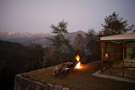 Πολυτελείς χαλαρωτικές διακοπές στα Ιμαλάια (12)