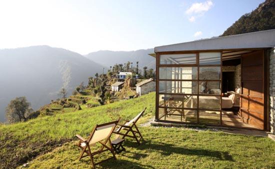Πολυτελείς χαλαρωτικές διακοπές στα Ιμαλάια (10)