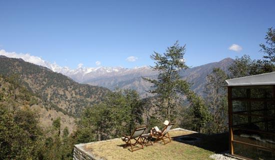 Πολυτελείς χαλαρωτικές διακοπές στα Ιμαλάια (11)