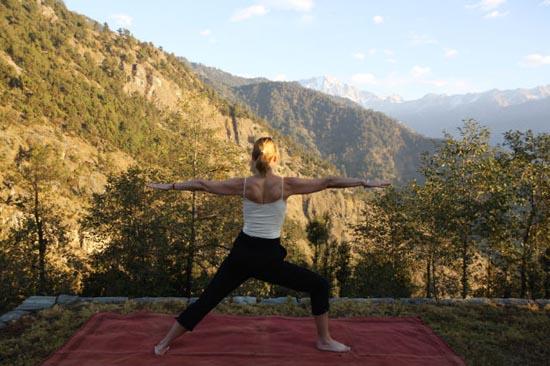 Πολυτελείς χαλαρωτικές διακοπές στα Ιμαλάια (18)