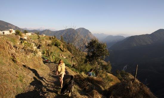 Πολυτελείς χαλαρωτικές διακοπές στα Ιμαλάια (19)