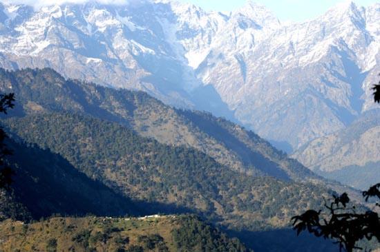 Πολυτελείς χαλαρωτικές διακοπές στα Ιμαλάια (1)