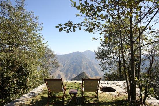 Πολυτελείς χαλαρωτικές διακοπές στα Ιμαλάια (9)