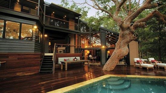 Υπέροχο πολυτελές «καταφύγιο» στην Αυστραλία (2)