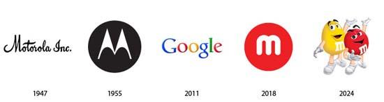 Σήματα γνωστών εταιρειών στο παρελθόν και στο... μέλλον! (6)