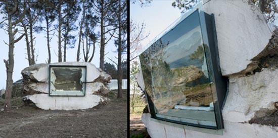 Σπίτι εμπνευσμένο από σπηλιά (1)