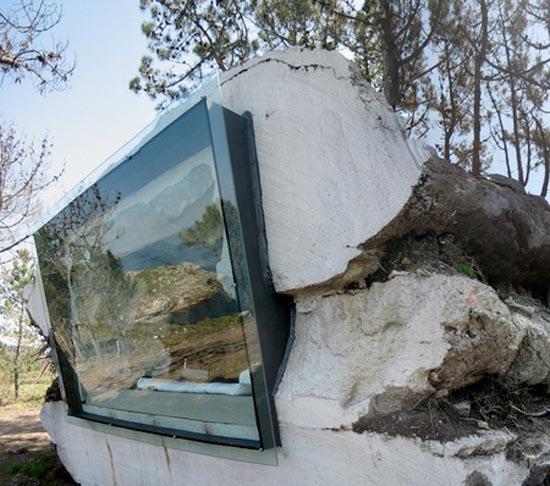 Σπίτι εμπνευσμένο από σπηλιά (3)