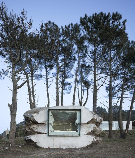 Σπίτι εμπνευσμένο από σπηλιά (4)