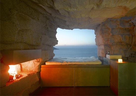 Σπίτι εμπνευσμένο από σπηλιά (6)