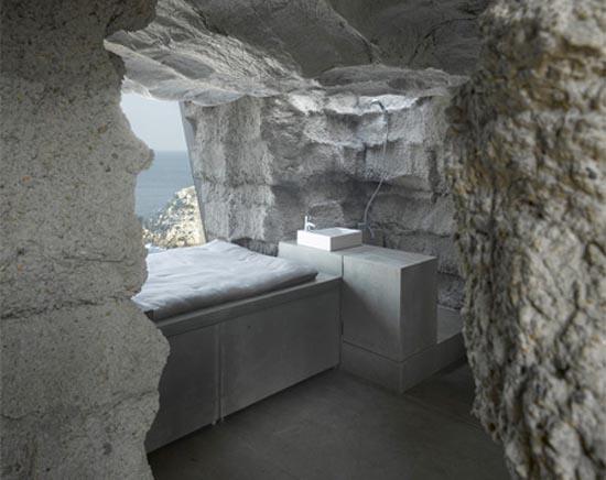 Σπίτι εμπνευσμένο από σπηλιά (8)