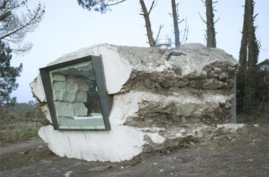 Σπίτι εμπνευσμένο από σπηλιά (9)