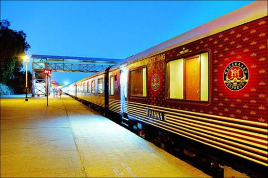 Ταξίδι με το πολυτελές «Maharaja Express» (1)