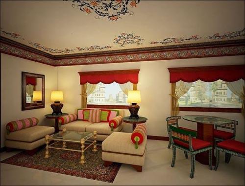 Ταξίδι με το πολυτελές «Maharaja Express» (3)