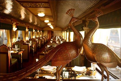 Ταξίδι με το πολυτελές «Maharaja Express» (5)