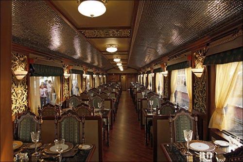 Ταξίδι με το πολυτελές «Maharaja Express» (6)