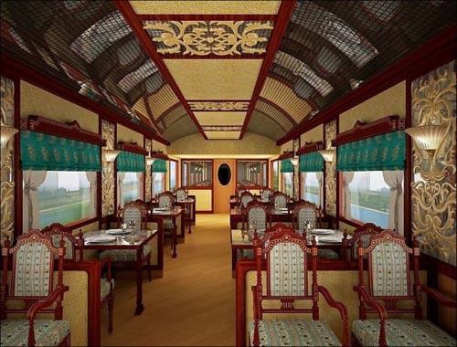 Ταξίδι με το πολυτελές «Maharaja Express» (9)