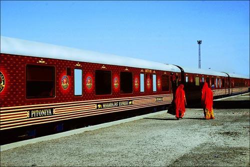 Ταξίδι με το πολυτελές «Maharaja Express» (10)