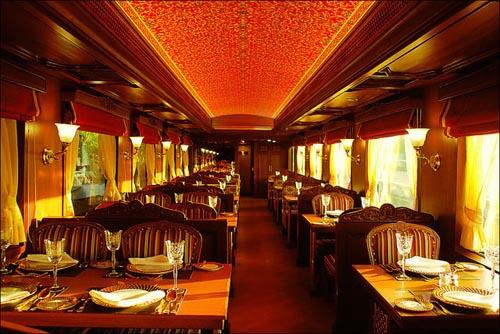 Ταξίδι με το πολυτελές «Maharaja Express» (13)