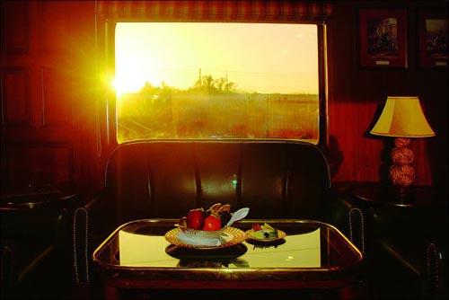 Ταξίδι με το πολυτελές «Maharaja Express» (16)