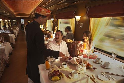 Ταξίδι με το πολυτελές «Maharaja Express» (22)